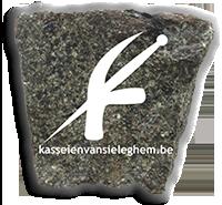 Kasseien Vansieleghem bvba – Eernegem Tel. 059 29 01 61 Logo